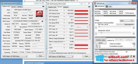 截圖 ATI Tray Tools Windows 8
