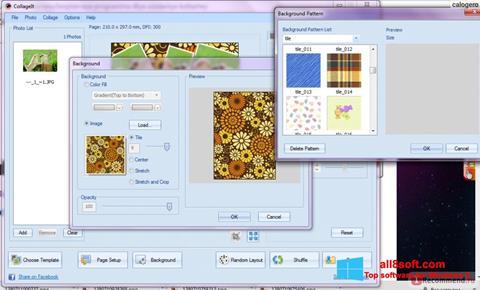 截圖 CollageIt Windows 8