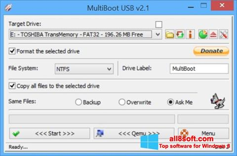 截圖 Multi Boot USB Windows 8