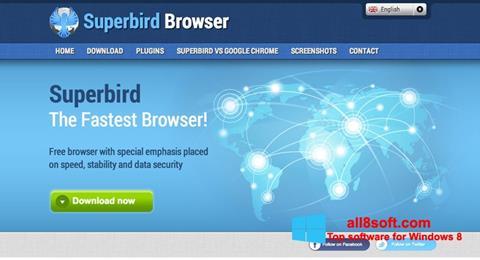 截圖 Superbird Windows 8