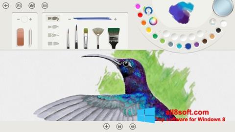 截圖 Fresh Paint Windows 8