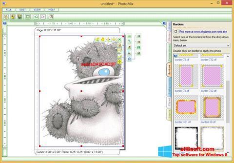 截圖 PhotoMix Collage Windows 8