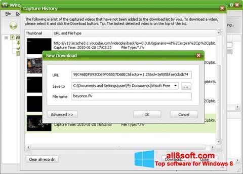 截圖 Free Video Catcher Windows 8