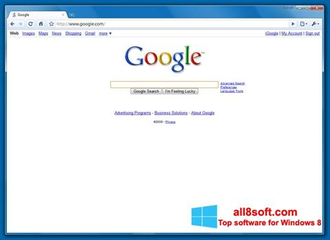 截圖 Google Chrome Beta Windows 8