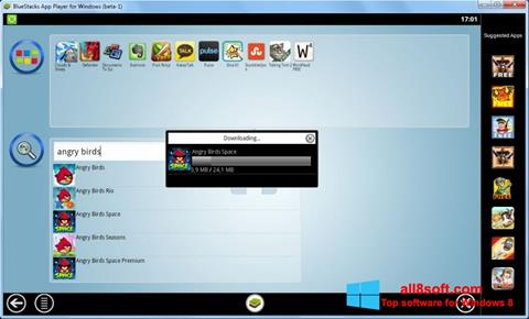 截圖 BlueStacks Windows 8