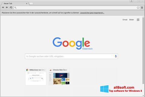 截圖 Google Chrome Windows 8