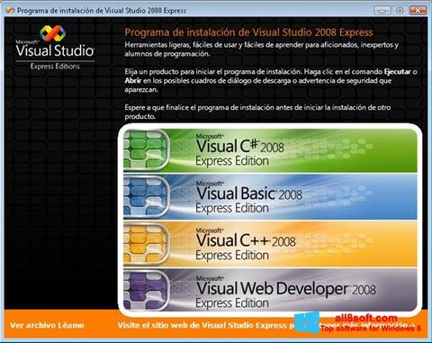 截圖 Microsoft Visual Studio Windows 8
